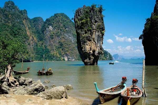 Самые красивые места в мире
