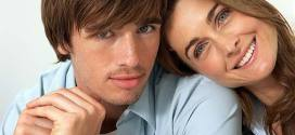 Неравный брак: мужчина младше