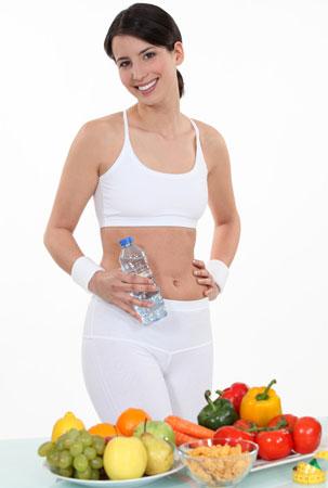как быстро и не вредно похудеть