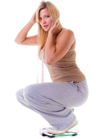 Эффективность похудения по подсчету калорий
