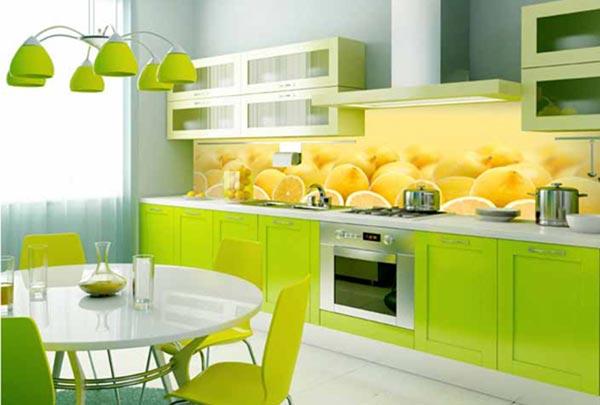 фото как украсить кухню