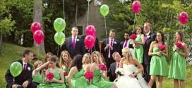 Чем удивить гостей на свадьбе?