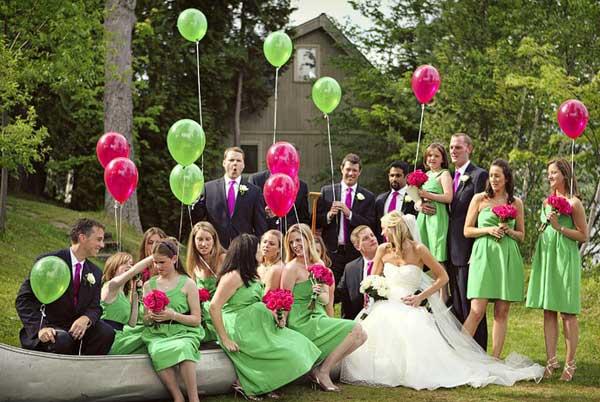 интересное знакомства гостей на свадьбе
