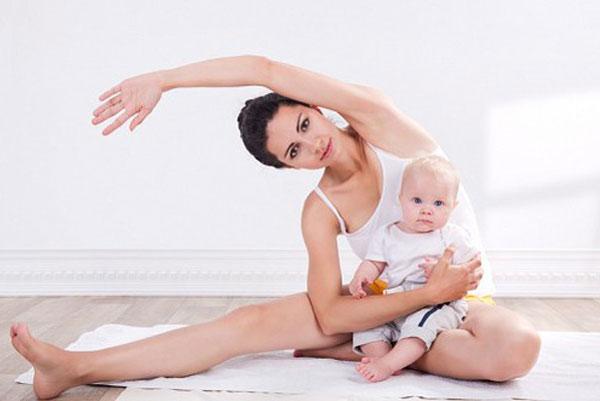 Восстановление женщины после родов