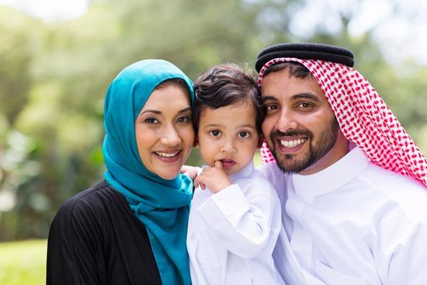 Восточные традиции в семейной жизни