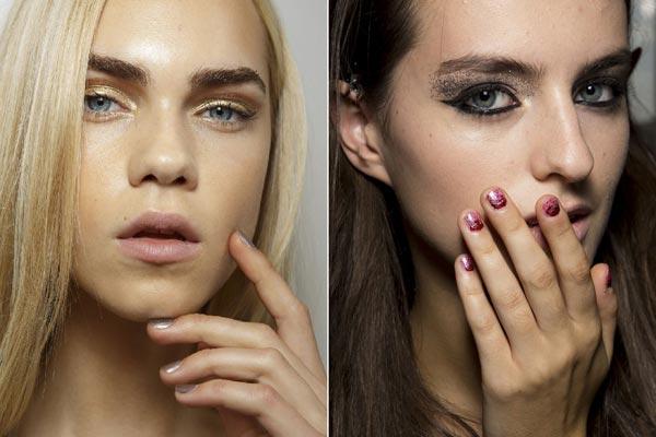 Модные тенденции макияжа весна-лето 2015 (фото)
