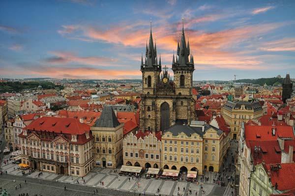 Отправляйтесь в Чехию