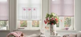 Рулонные шторы придадут гармонии дому