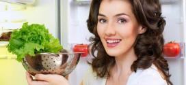 Влияние вегетарианства на женское самочувствие