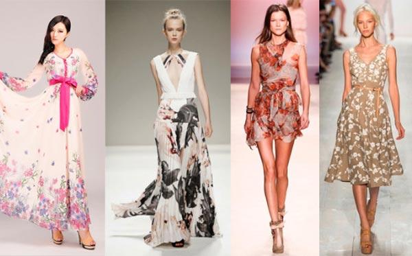 Лето 2015: самые модные платья | Гармония Жизни