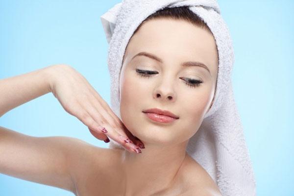 Очистка и пилинг смешанного типа кожи
