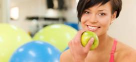 Правильное питание «до» и «после» тренировки