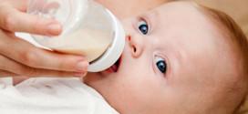 Польза молочных смесей для детей