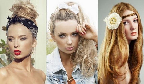 картинки причёсок модных
