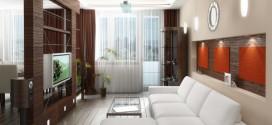 5 правил грамотного оформления гостиной (фото)