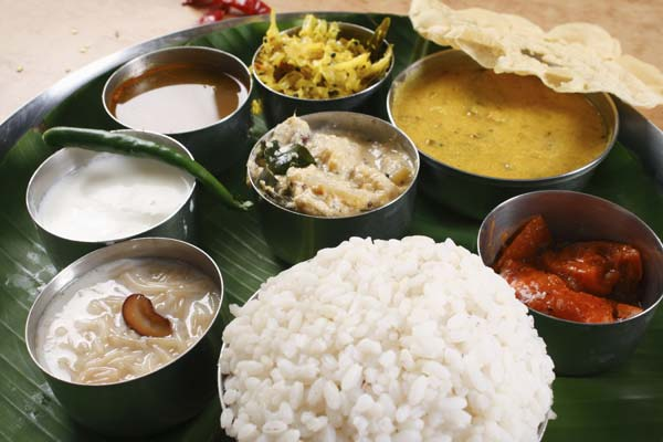 Традиции индийского застолья