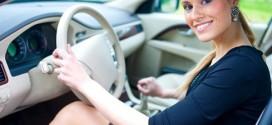 Сложно ли научиться водить женщине?