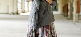 Что такое юбка-бохо, как и с чем ее носить
