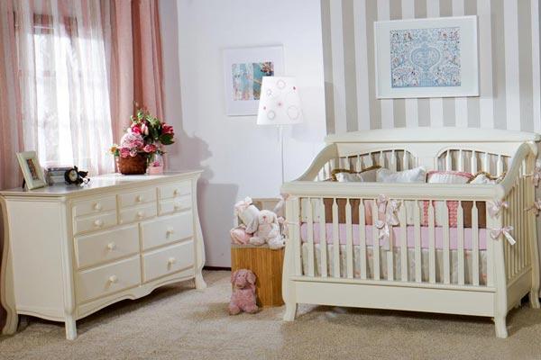 Выбор детской мебели для новорожденных