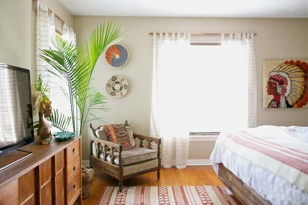 Как подобрать растения для спальни