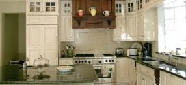 Интерьер кухни в стиле винтаж (фото)