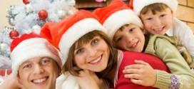 О достоинствах празднования Нового года в кругу семьи