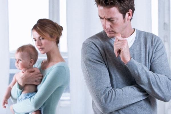 Развод - крушение семьи