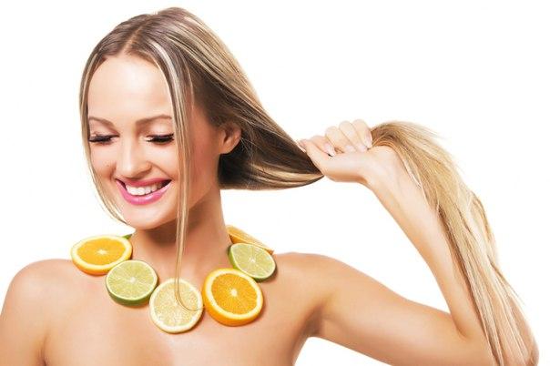 Необходимые витамины для волос