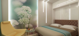 12 советов по оформлению небольшой спальни (фото)