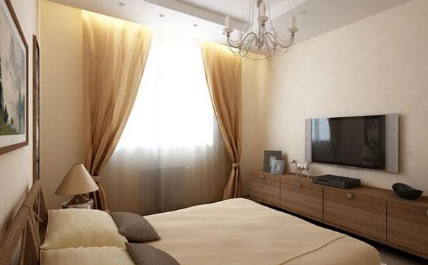 12 советов по оформлению небольшой спальни