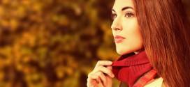 Секреты макияжа в холодное время года