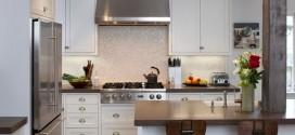 Какие решения можно применить в оформлении кухни