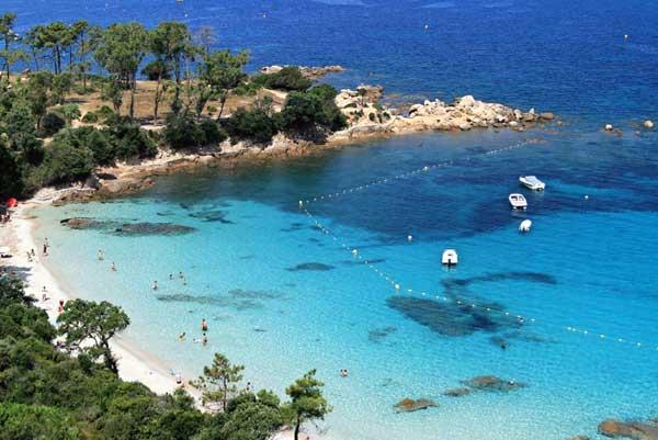 Завораживающие побережья Средиземного моря