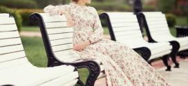 Влияние длинного платья на женственность (фото)