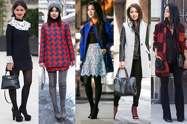 Стильная одежда для невысоких девушек