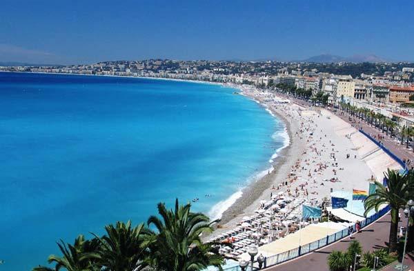 5 самых популярных курортов мира