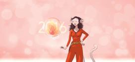Как правильно встретить наступающий год Обезьяны (фото)