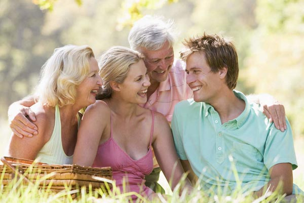 Как наладить отношения с родителями мужа?