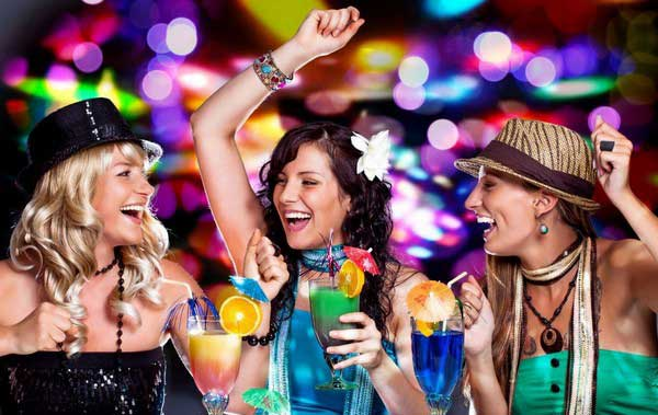 Конкурсы для светских вечеринок