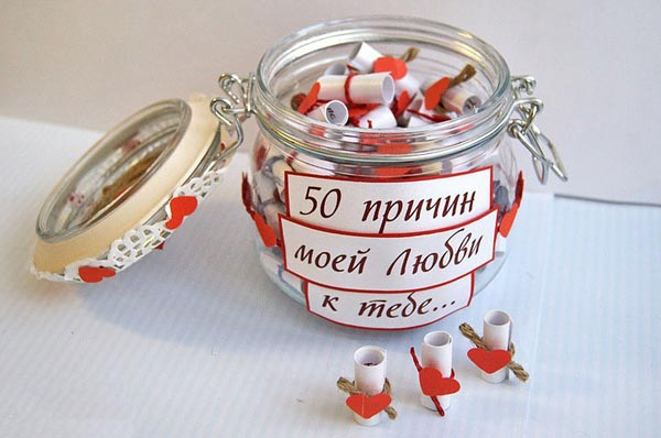 Топ-10 необычных подарков ко Дню Святого Валентина