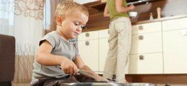Как успеть сделать все домашние дела с маленьким ребенком?