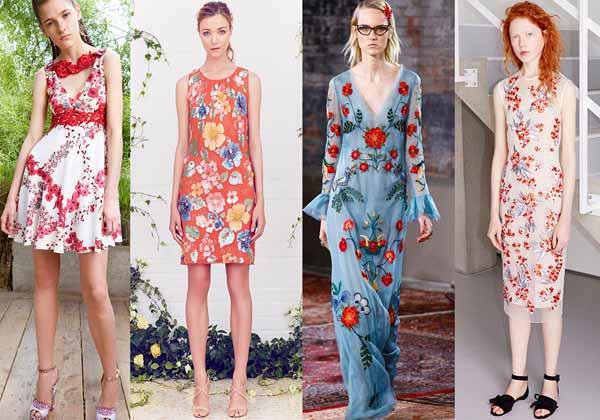 15b6f75a362 Модные платья лето 2016