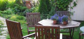 Отдых в любимом саду