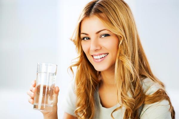 Снижение веса при помощи обычной воды