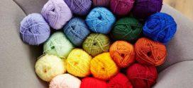 Выбор пряжи для вязания