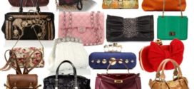 Какими бывают женские сумочки?