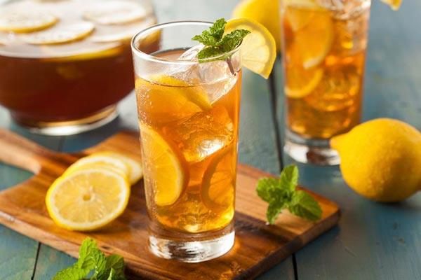 Летние освежающие домашние напитки для красоты и здоровья