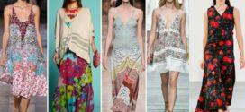 Летний гардероб: фасоны и ткани
