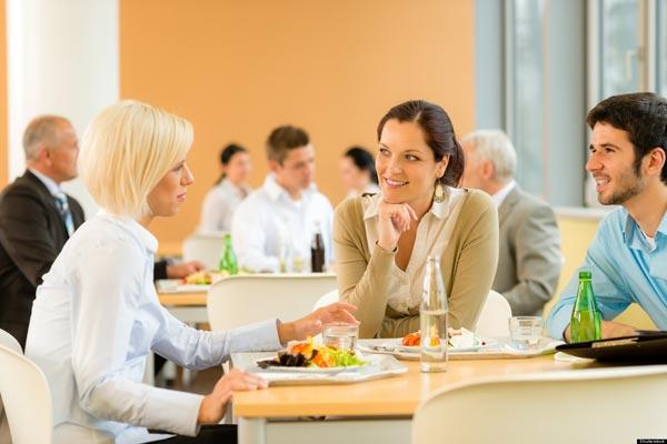 Как сбалансировать свое питание на рабочем месте