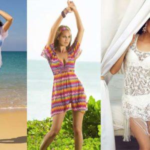 Пляжная одежда и аксессуары 2016